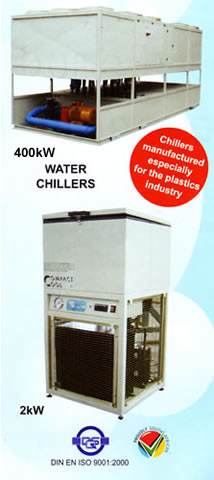 water chiller manufacturers